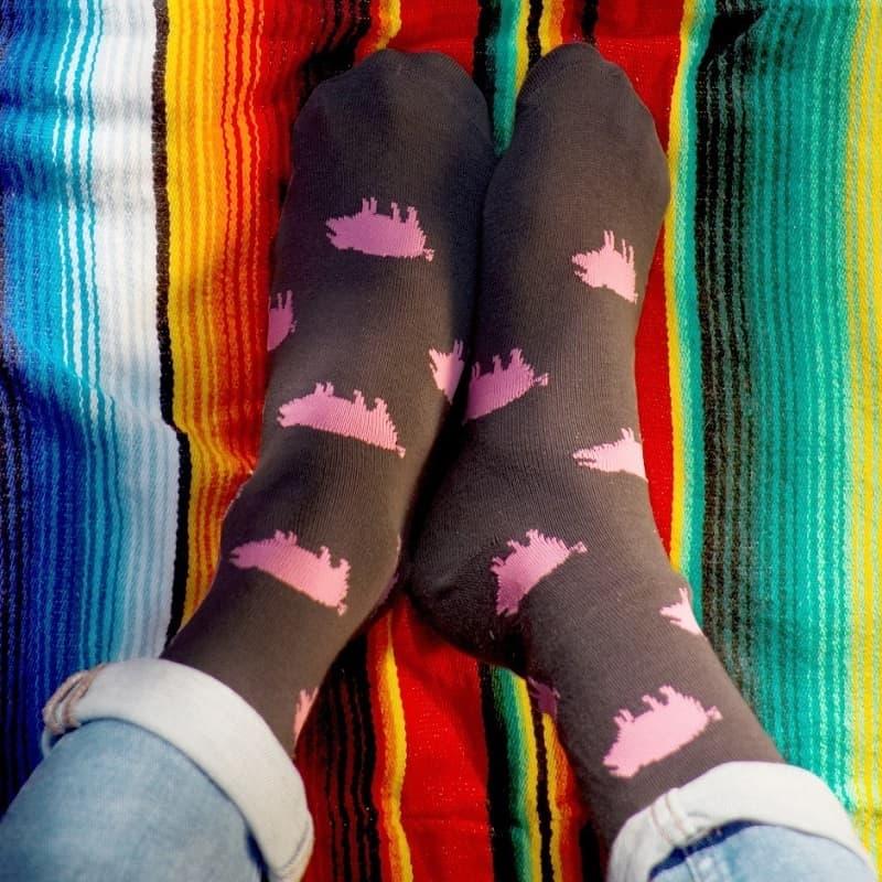 ¿Es bueno o no dormir con calcetines?