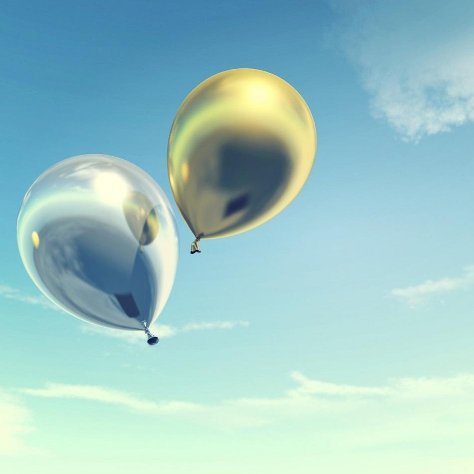 ¿Es un buen augurio si sueño con globos?