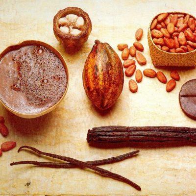 Sabes cuál es el origen del chocolate