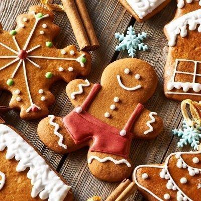 Las galletas de jengibre