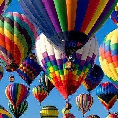 Cuándo se inventaron los globos aerostáticos