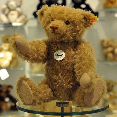 El oso de peluche