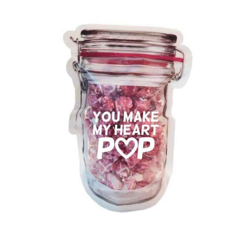 Munch Jar Strawberry Popcorn